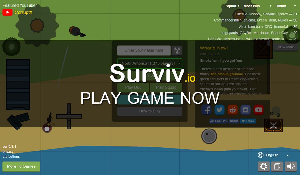 Surviv.io Online