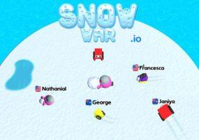 Snow War.io